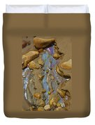 Sand Creation Duvet Cover