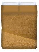 Sand Curves Duvet Cover