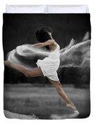 Sand Dance Duvet Cover