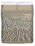 Sand Dunes Like Fine Cloth Duvet Cover