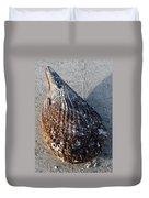 Sand Key Shell Duvet Cover