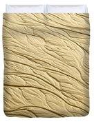 Sand Patterns Duvet Cover