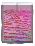 Sand Patters Two Duvet Cover