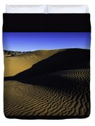 Sand Ripples Duvet Cover