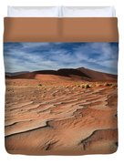 Sand Waves  Duvet Cover