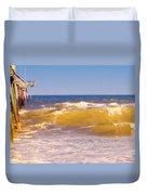 Sandbridge Pier Duvet Cover