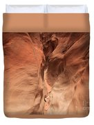 Sandstone Abyss Duvet Cover by Adam Jewell