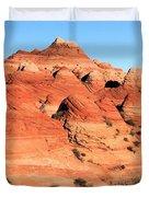 Sandstone Amphitheater Duvet Cover