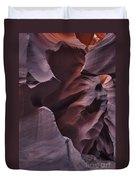 Sandstone Face Duvet Cover