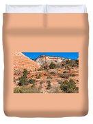 Sandstone Hills Duvet Cover