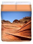Sandstone Ledge Duvet Cover