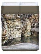Sandstone Reflections Duvet Cover