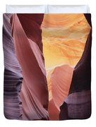 Sandstone Veils Duvet Cover