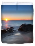 Sandy Hook Sunburst Duvet Cover