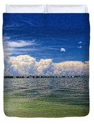 Sanibel Island Duvet Cover