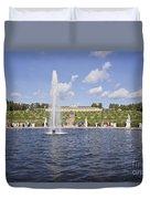 Sanssouci Park Potsdam Duvet Cover