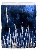 Santa Fe Grass 1 Duvet Cover