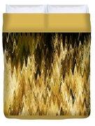 Santa Fe Grasses G Duvet Cover