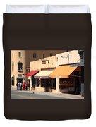Santa Fe Shops Duvet Cover