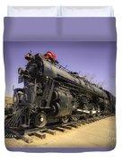 Santa Fe Steam Duvet Cover