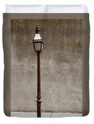 Santa Fe - Streetlight Duvet Cover