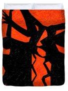 Santa Fe Sunrise Duvet Cover