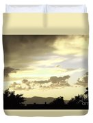 Santa Fe Sunset Duvet Cover