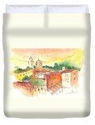 Santa Margherita In Italy 04 Duvet Cover