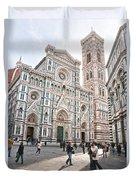 Santa Maria Del Fiore - Florence Duvet Cover