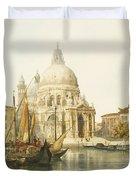 Santa Maria Della Salute Duvet Cover