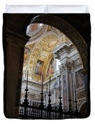 Santa Maria Maggiore Duvet Cover