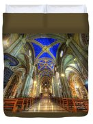 Santa Maria Sopra Minerva Duvet Cover