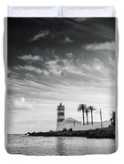 Santa Marta Lighthouse I Duvet Cover