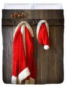 Santa's Coat Duvet Cover