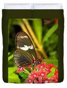 Sapho Longwing Butterfly Duvet Cover