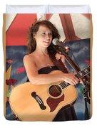 Sarah Lee Guthrie Duvet Cover