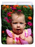 Sarah_3913 Duvet Cover