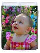 Sarah_3958 Duvet Cover