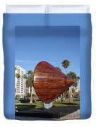 Sarasota - Art 2009 Duvet Cover