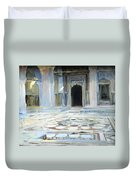 Sargent's Pavement In Cairo Duvet Cover
