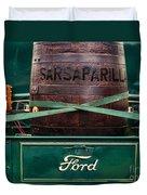 Sarsaparilla Duvet Cover
