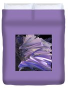 Satin Wing By Jammer Duvet Cover