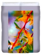 Saturated  Duvet Cover