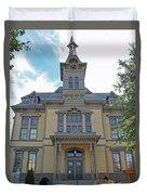 Saugus Town Hall Duvet Cover