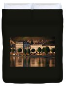 Saumur Reflected Duvet Cover