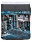 Savannah Alley Duvet Cover