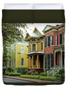 Savannah Architecture Duvet Cover