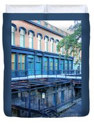 Savannah Blues Duvet Cover