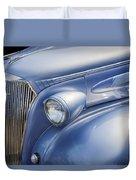 Saweet Chevy 1937 Chevrolet Duvet Cover