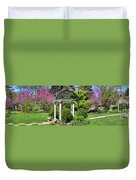 Sayen Garden Dream Duvet Cover